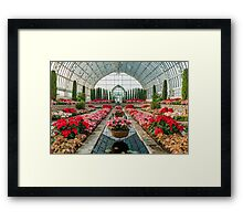 Marjorie McNeely Conservatory Framed Print