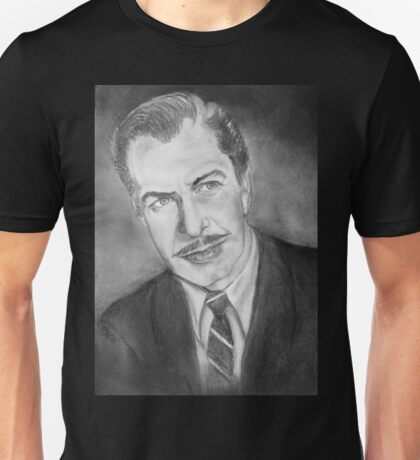 Vincent Price....young Unisex T-Shirt