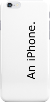 Explanatory iPhone Cover by Jake Kauffman