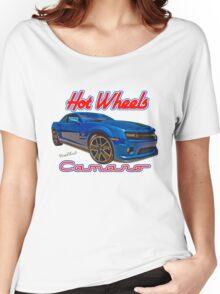 Hot Wheels Camaro T-Shirt is Fine Women's Relaxed Fit T-Shirt