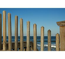 Through the Gate  Photographic Print