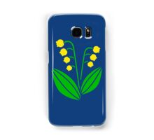 Lily of the Valley Samsung Galaxy Case/Skin