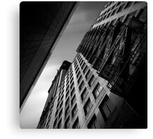 Book Tower Canvas Print