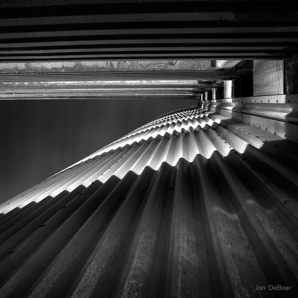 corrugated by Jon  DeBoer