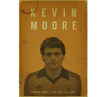Kevin Moore - Newport County Photographic Print