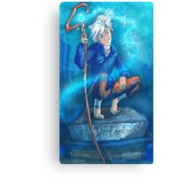 Rise of the Guardians Tarot: Fool Canvas Print