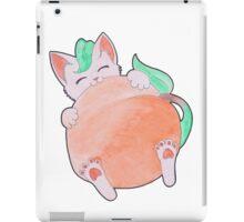 Peach Kitten iPad Case/Skin