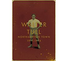 Walter Tull - Northampton Town Photographic Print