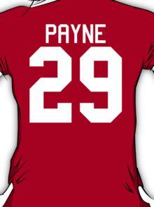 Liam Payne jersey (white text) T-Shirt