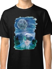 Castiel Lost In The Wilderness Classic T-Shirt
