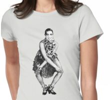 Charleston girl Womens Fitted T-Shirt