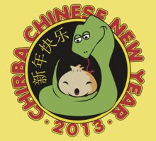 Chirba Chinese New Year 2012 by mrkenray