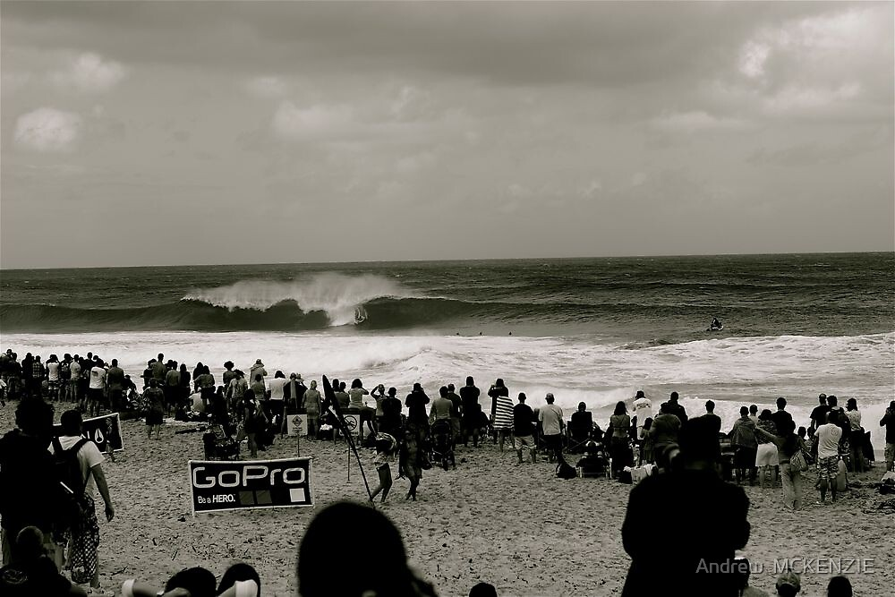 The pipe masters by Andrew  MCKENZIE
