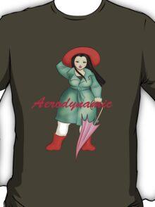 Aerodynamic - The Lilypad Lady T-Shirt