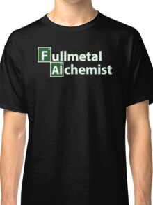 fullmetal alchemist breaking bad  Classic T-Shirt