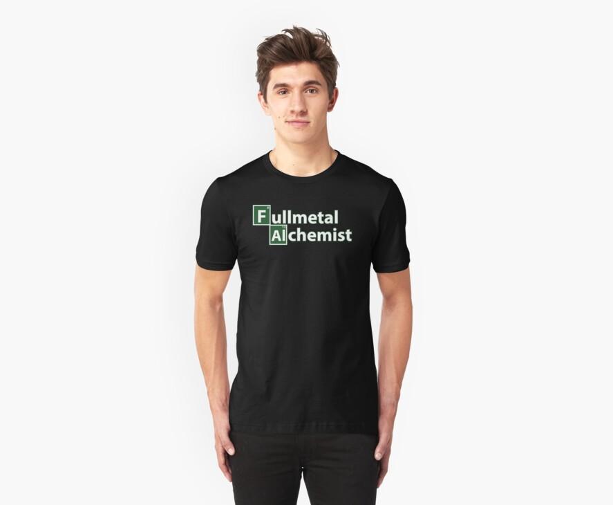 fullmetal alchemist breaking bad  by Tardis53
