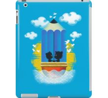 Cruisin in the Art of Love iPad Case/Skin
