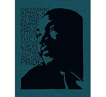 MLK Photographic Print