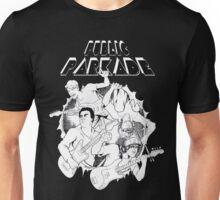 Public Parkade Comic Style Design Unisex T-Shirt