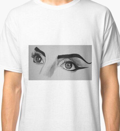 Lady Gaga Telephone Eyes Classic T-Shirt