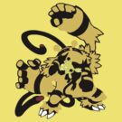 3800+ viewsPokemon  Elekid&gt;Electabuzz&gt;Electivire by Shaojie Wang