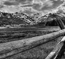 Squaw Valley USA Ski Resort by Scott McGuire