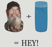 Si + Tea Glass = HEY!  by riskeybr