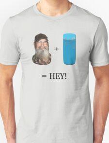 Si + Tea Glass = HEY!  T-Shirt