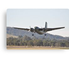 Hunter Valley Airshow 2015 Airshow - Caribou Take-off Canvas Print