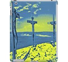 The Three Crosses iPad Case iPad Case/Skin