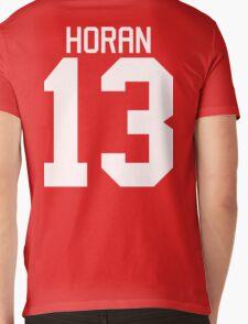 Niall Horan jersey (white text) Mens V-Neck T-Shirt