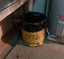 shed bin by silenses
