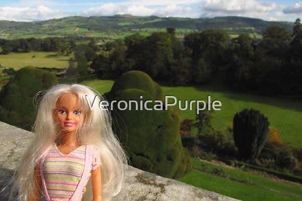 Powis Castle and Garden by VeronicaPurple