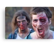 ZOMBIES ~ series Canvas Print