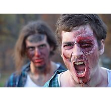 ZOMBIES ~ series Photographic Print