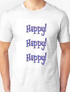 Duck Dynasty Happy! T-Shirt