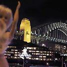 Sydney Bridge by VeronicaPurple