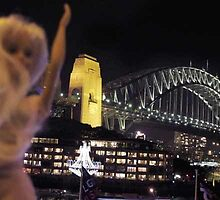 Sydney Bridge by VeronicaPurple