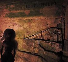 Port Philipe aux Catacombes by VeronicaPurple