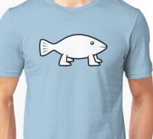 Pioneer Fish [original B&W] Unisex T-Shirt