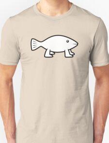 Pioneer Fish [original B&W] T-Shirt