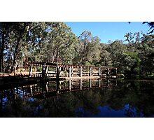 Roleystone,Araluen Botanic Garden's Lake Photographic Print