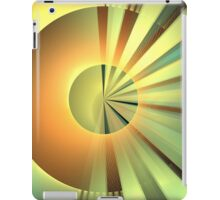 Clementine Rays iPad Case/Skin