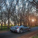 Ferrari 458 Italia Spider by Jan Glovac Photography