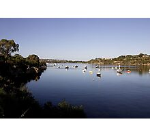 Perth, Blackwall Reach Photographic Print