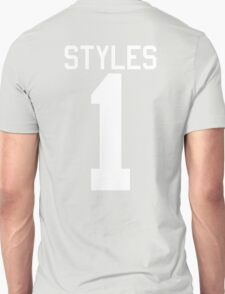 Harry Styles jersey (white text) T-Shirt