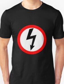 Shock Unisex T-Shirt