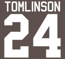 Louis Tomlinson jersey (white text) Kids Clothes