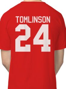 Louis Tomlinson jersey (white text) Classic T-Shirt