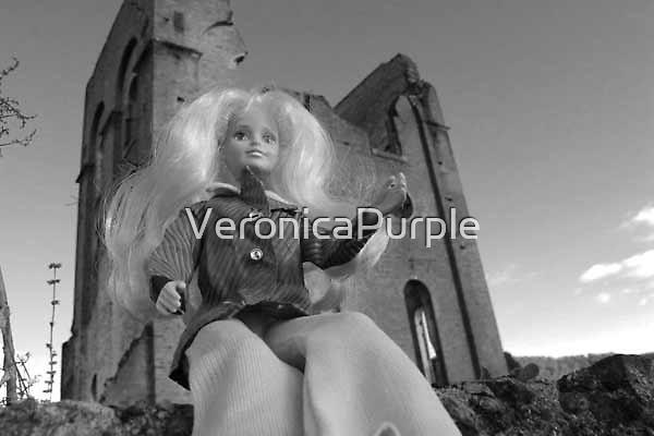 Lithgow Blast Furnace by VeronicaPurple